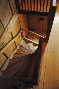 Escalier 1er