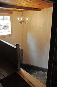 Escalier rez supérieur